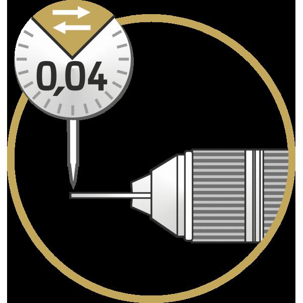 Portabrocas de autoapriete de Súper Precisión