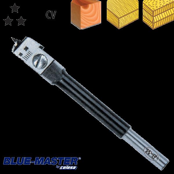 Broca Extensible Blue-Master para Madera CV