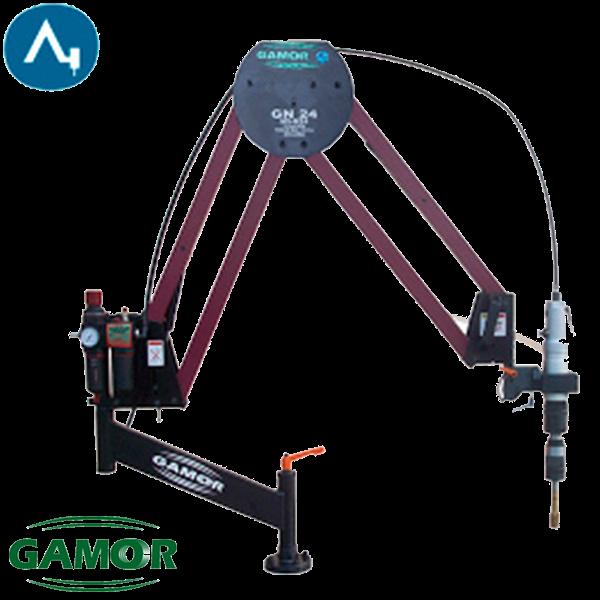 Roscadora Pneumática Gamor GN24 (M5-M24)