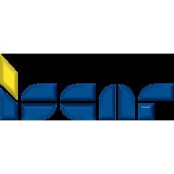 Iscar 08IR 1.00 ISO IC908 Placa de Roscado