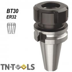 Cono Portapinza MAS403 BT30 de sujección para pinza ER32