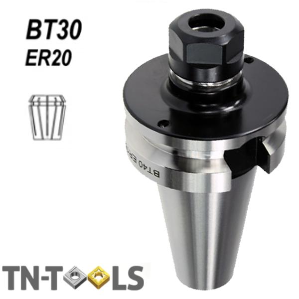 Collet Chuck BT40-ER20-70 ER Type