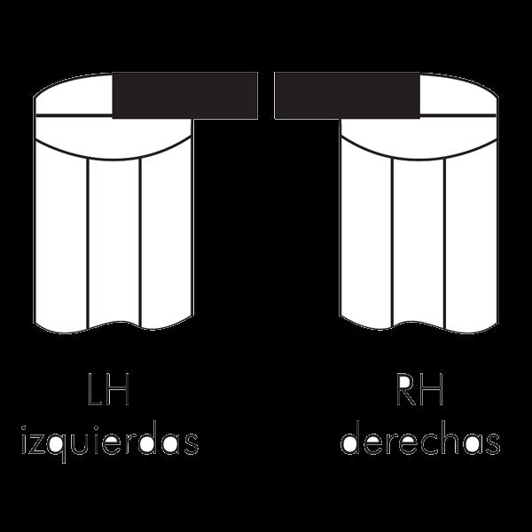 Portaherramientas Soldadas de Widia ISO11 para Ranurado Interior