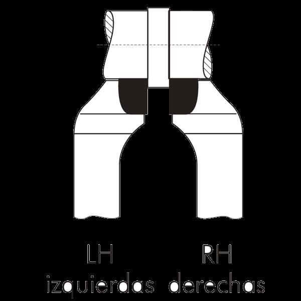 Portaherramientas Soldadas de Widia ISO 3 5º para Torneado Exterior