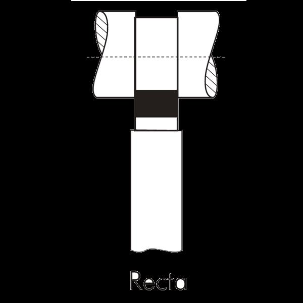 Portaherramientas Soldadas de Widia ISO 4 para Torneado Exterior