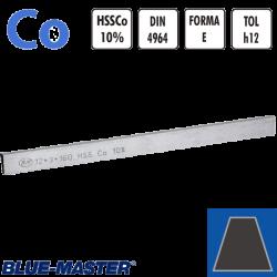 Cuchillas Trapeciales de Cobalto 10% Para Torno DIN4964 Forma E