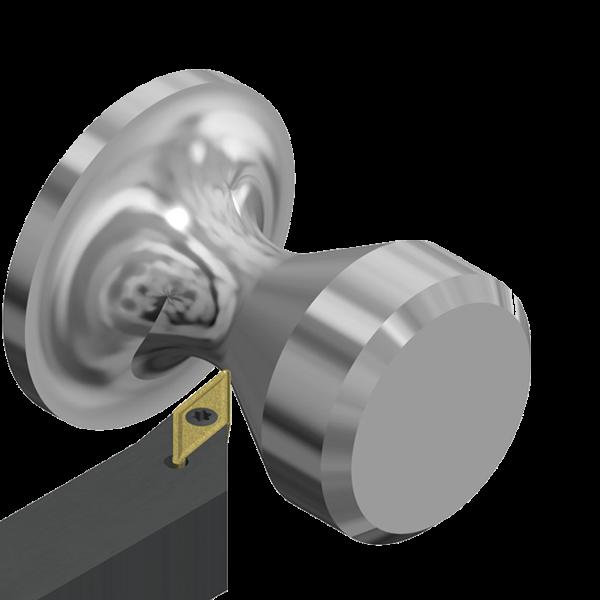 Turning Holder DTGN 93º External for General Applications