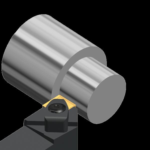 Porta Herramientas de Torno DCLN 95º Exterior Aplicaciones Generales