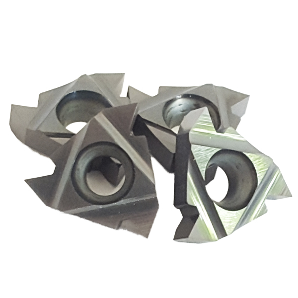 Carmex 16ER ISO BMA Placa de Roscar Exterior de Pasos Métricos (0,35 - 3,5)