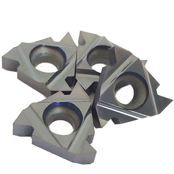 Carmex 16IR ISO BMA Placa de Roscar Interior de Pasos Métricos (0,35 - 3,5)