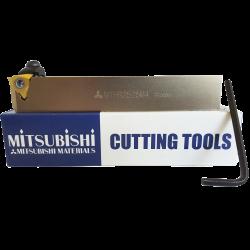 Mitsubishi MTHR2525 M4 Portaherramientas de Roscado Exterior