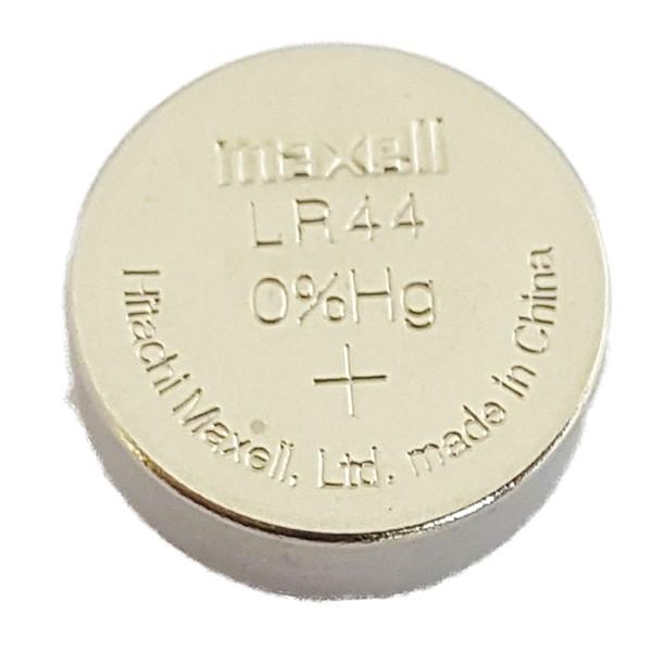 Batería LR44 Pila alcalina de Punto