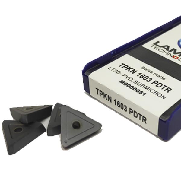 Lamina TPKN160308 PDTR Placa de Fresar