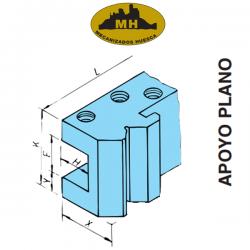 Flat Support Carrier Lardi-Mecanizados Huesca
