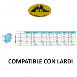 Support Carrier IN V Lardi-Mecanizados Huesca