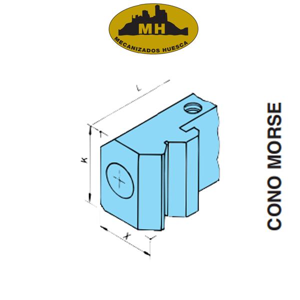 Carrier OF Cone Morse Lardi-Mecanizados Huesca