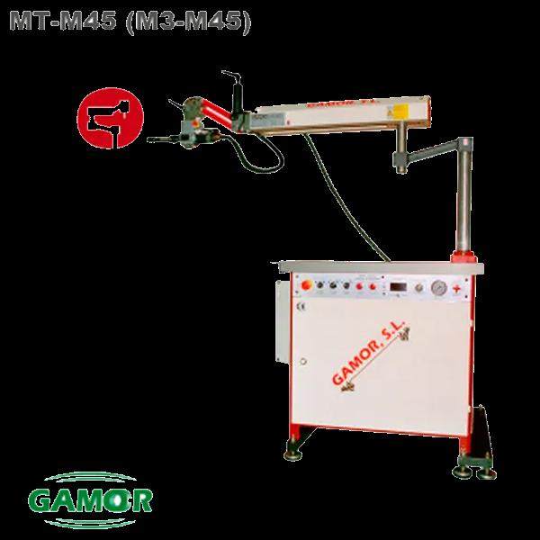 Hydraulic Tapping Machine Vertical/Horizontal Gamor MTC-M45 (M3-M45)