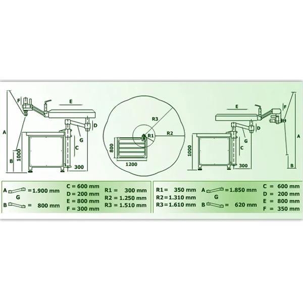 ROSCADORA HIDRÁULICA RHG-M130-VH HORIZONTAL/VERTICAL (M3-M130)