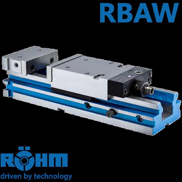 Mordaza Röhm RBAW mecánica e hidráulica para uso universal CN