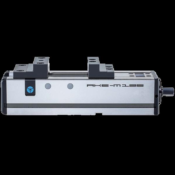 Mordaza Röhm RKE-M mecánica e hidráulica para centros de mecanizado