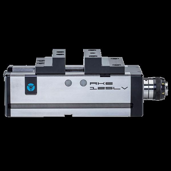 Mordaza Röhm RKE-LV mecánica e hidráulica para centros de mecanizado