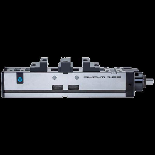 Mordaza Röhm RKD-M mecánica e hidráulica para centros de mecanizado