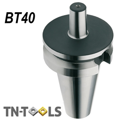Cono Portabrocas BT40 con espiga tipo B
