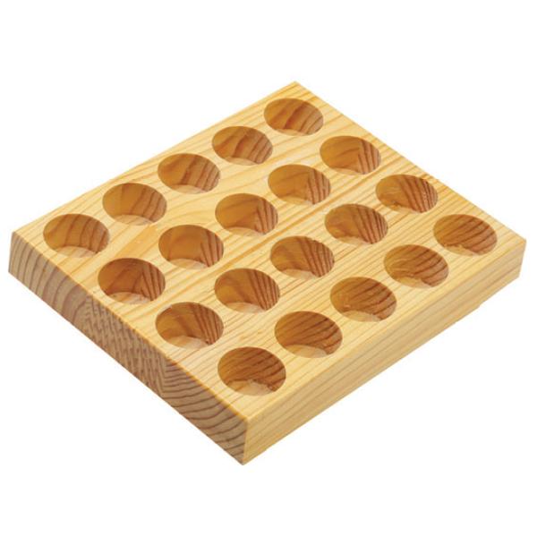 Caja Vacia de Madera para pinzas ER DIN6499