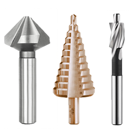 Cilindrical Shank Countersink